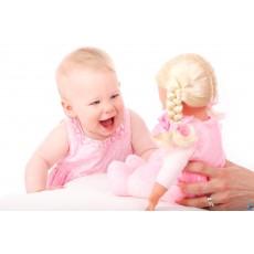 Развитие мозга ребенка с рождения до года