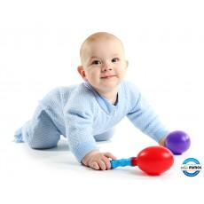 Почему полезно укладывание ребенка на живот?